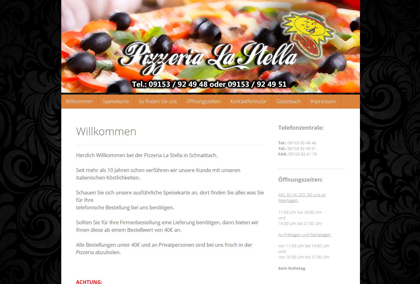 Pizzeria La-Stella